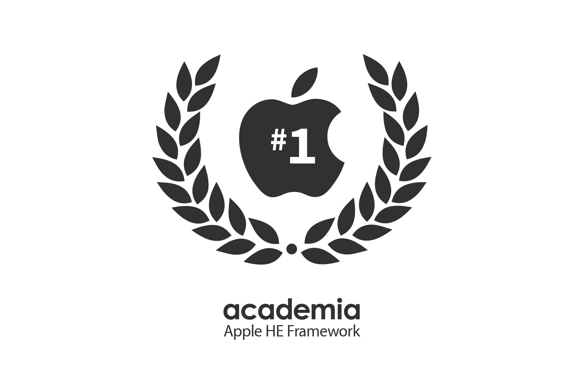 Academia retain 'Rank 1' status on the Apple HE Framework