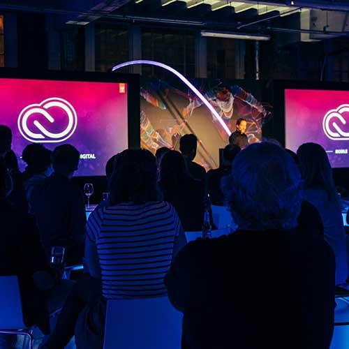 Adobe, NCVO and Beyond