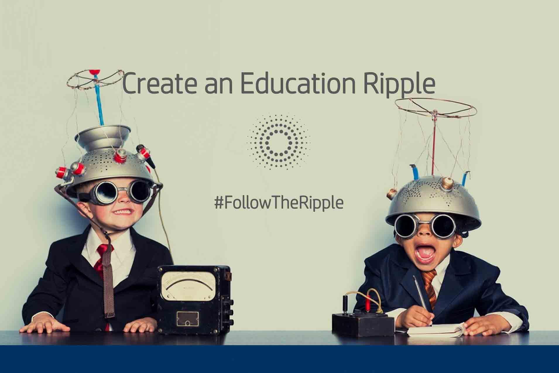 Follow the Ripple