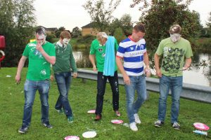 A Pie in the Face is no Disgrace.