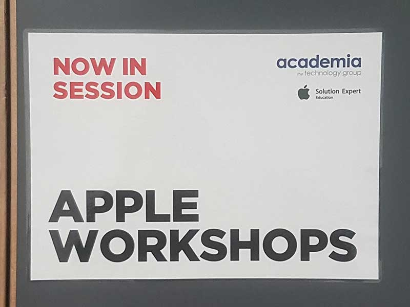 Apple-Workshops