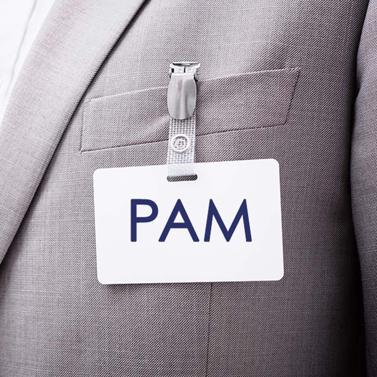 IAM PAM – no you're not!