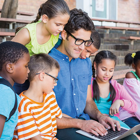 Remote support for pupils with additional needs