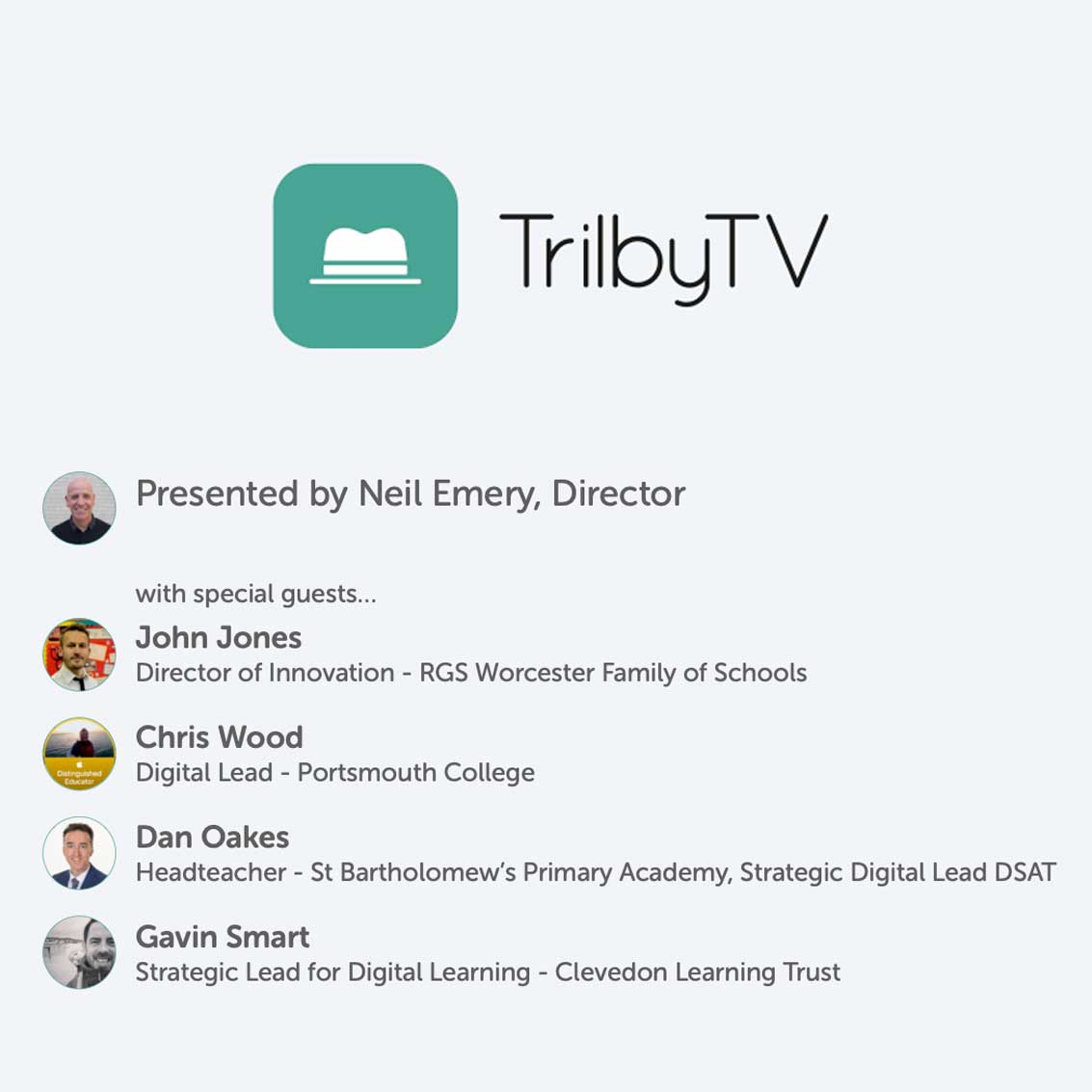 Building Whole School Communication with TrilbyTV