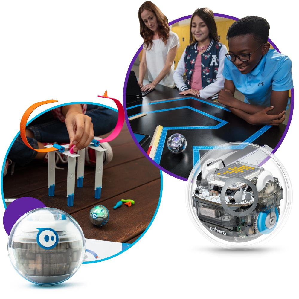 Bringing your coding to life – using robots to inspire learning